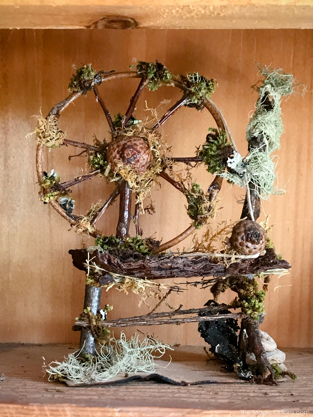 Fairy Houses -- DIY :: Coastal Maine Botanical Gardens
